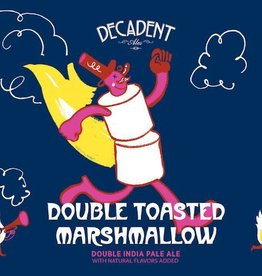 Decadent Ales 'Double Toasted Marshmallow' 16oz (Can)