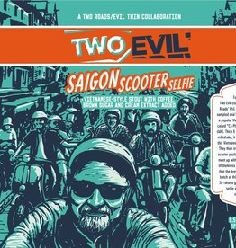 Evil Twin Brewing 'Saigon Scooter Selfie' Imperial Stout 16oz (Can)