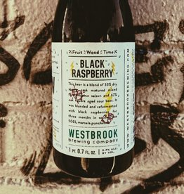 Westbrook 'Fruit Wood Time Black Raspberry' 500ml