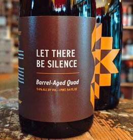 Blackberry Farm Brewery 'Let There Be Silence' Barrel-aged Quad 750ml