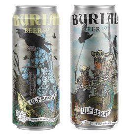 Burial Beer Co. 'Ulfberht' Baltic Porter 16oz (Can)