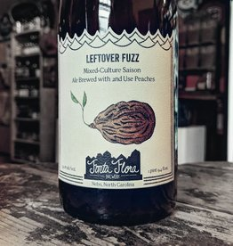 Fonta Flora Brewery 'Leftover Fuzz' Mixed-Culture Saison 750ml