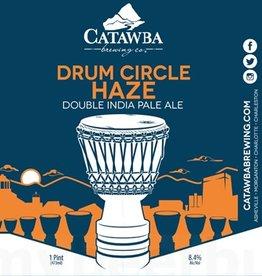 Catawba 'Drum Circle Haze' DIPA 16oz (Can)