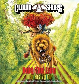 Clown Shoes 'Ride the Lion' Wee Heavy ale 22oz