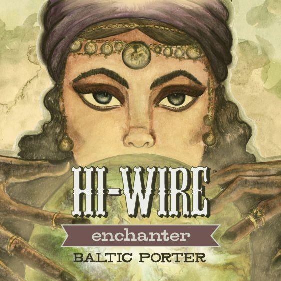 Hi-Wire Brewing 'Enchanter' Baltic Porter 16oz (Can)