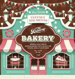 The Bruery 'Bakery Coconut Macaroons' Imperial Stout 16oz (Can)