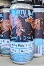 Durty Bull 'Devil's Doorbell' Hazy IPA 16oz (Can)