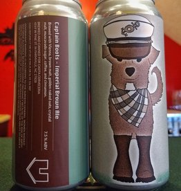 Casita Cerveceria 'Captain Boots' Imperial Brown Ale 16oz (Can)