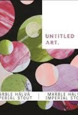 Untitled Art 'Marble Halva' Imperial Stout 16oz (Can)