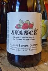 Allagash Brewing Co. 'Avance' Sour Ale 375ml