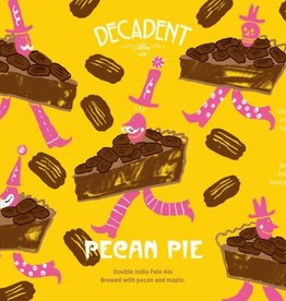 Decadent Ales 'Pecan Pie' Double IPA 16oz (Can)