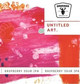 Untitled Art 'Raspberry Sour IPA' 16oz (Can)