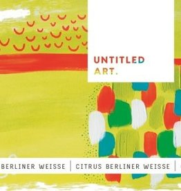 Untitled Art 'Citrus Berliner Weisse' 16oz (Can)