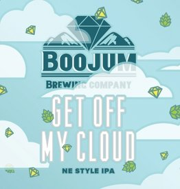 Boojum Brewing Co. 'Get Off My Cloud' 12oz (Can)
