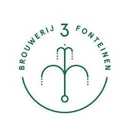 Drie Fonteinen 'Hommage Bio 6 Frambozen' 750ml