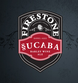 Firestone Walker 'Sucaba' Barrel-aged Barleywine 375ml