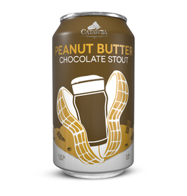 Catawba 'Peanut Butter Chocolate Stout' 16oz (Can)