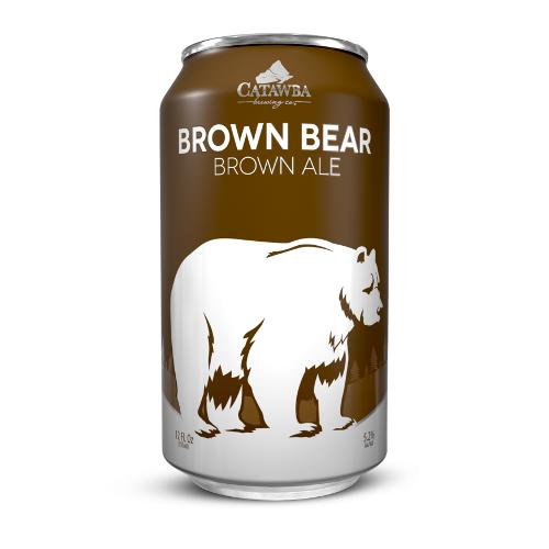 Catawba 'Brown Bear' 12oz (Can)