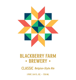 Blackberry Farm Brewery 'Classic Saison' 12oz Can