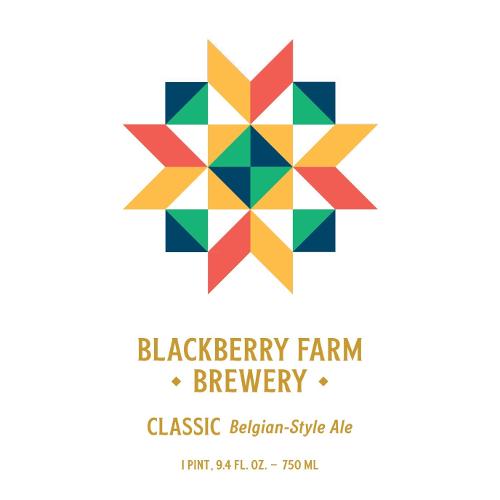Blackberry Farm Brewery 'Classic Saison' 12oz Can