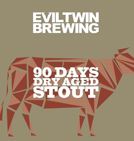 Evil Twin Brewing '90 Days Dry Aged Stout' 16oz (Can)