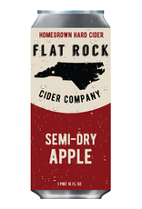 Flat Rock Cider Company 'Semi Dry Apple' 16oz (Can)