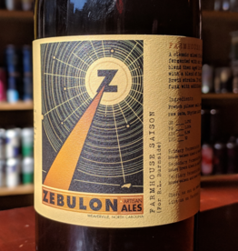 Zebulon Artisan Ales 'Farmhouse Saison for R.L. Burnside' 750ml