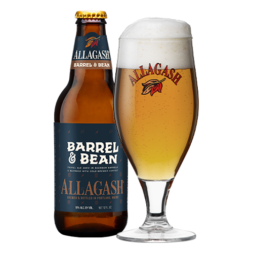 Allagash Brewing Co. 'Barrel & Bean' Barrel-aged Ale 12oz Sgl