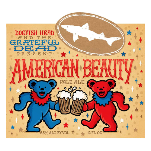 Dogfish Head 'American Beauty' Pale Ale 12oz Sgl