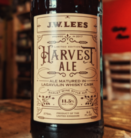 J.W. Lees 'Harvest Ale 2017 Lagavulin' 9.3oz Sgl