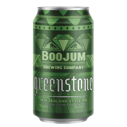 Boojum Brewing Co. 'Greenstone' IPA 12oz (Can)