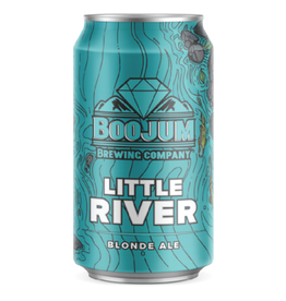 Boojum Brewing Co. 'Little River' Blonde Ale 12oz (Can)