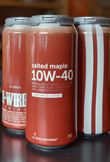 Hi-Wire Brewing 'Salted Maple 10W-40' Imperial Stout 16oz (Can)