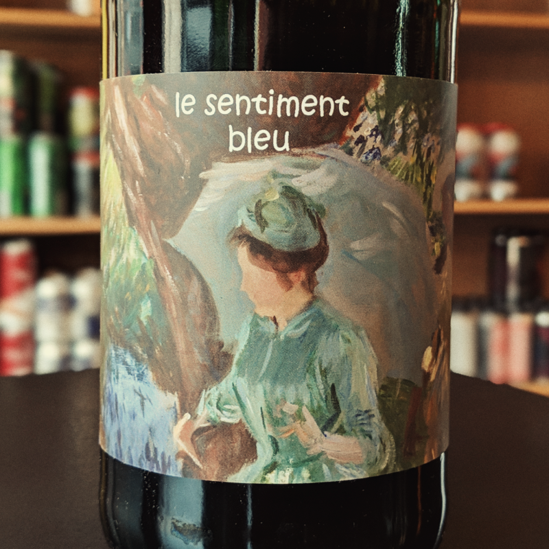 Botanist & Barrel 'Le Sentiment Bleu' 750ml