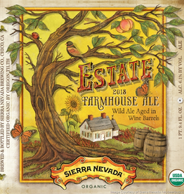 Sierra Nevada 'Estate Farmhouse Ale' 750ml
