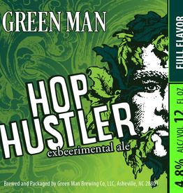 Green Man Brewery 'Hop Hustler' Pale Ale 12oz Sgl