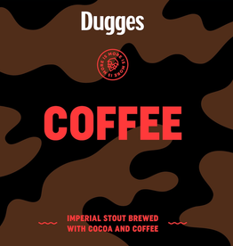 Dugges 'Coffee' Imperial Stout 16oz (Can)
