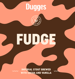 Dugges 'Fudge' Imperial Stout 16oz (Can)