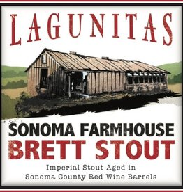 Lagunitas 'Sonoma Farmhouse Brett Stout' 22oz