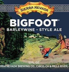 Sierra Nevada 'Bigfoot' Barleywine 12oz Sgl