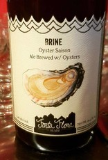 Fonta Flora 'Brine' Oyster Saison  750ml