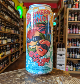 Southern Pines 'Peach Mango Thief' Fruited New England IPA 16oz (Can)
