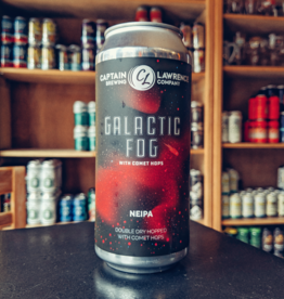 Captain Lawrence 'Galactic Fog' Dry-hopped Double IPA 16oz (Can)