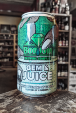 Boojum Brewing Co. 'Gem & Juice' NE IPA 12oz (Can)