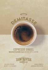 Haw River Farmhouse Ales 'Demitasse' Espresso Singel 16oz (Can)