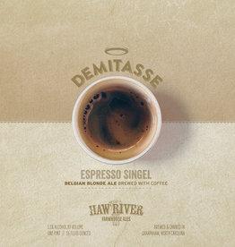 Haw River Farmhouse Ales 'Demitasse' Espresso Singel 16oz (Can)