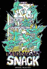 Abomination 'Midnight Snack' Imperial Milk Stout 16oz (Can)