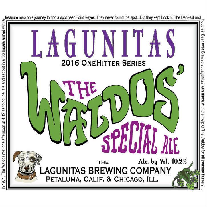 Lagunitas 'Waldos Special' Ale 12oz Sgl