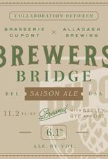 Dupont 'Brewers Bridge' Saison 330ml