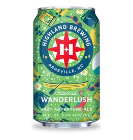 Highland 'Wanderlush' Hazy Adventure Ale 12oz (Can)